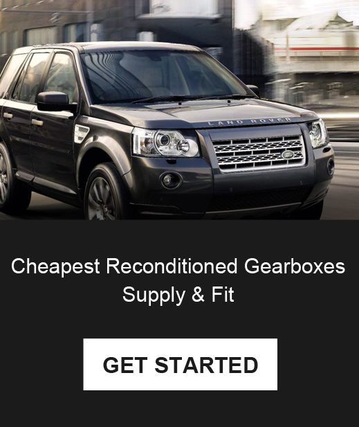Reconditioned Auto Gearbox BlogZF 8-speed Automatic