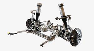 Range Rover Suspension Repair